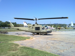 Ferien in Atlanta 2013 - Marietta Aviation Museum